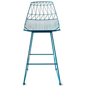 Wire bar stools