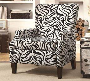Zebra Arm Chairs - Foter
