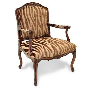 zebra arm chair. Zebra Arm Chairs 4 Chair A