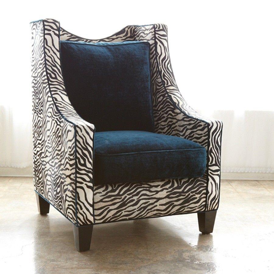 Zebra Arm Chairs 5