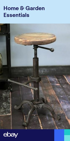 Fabulous Vintage Industrial Bar Stools Ideas On Foter Short Links Chair Design For Home Short Linksinfo