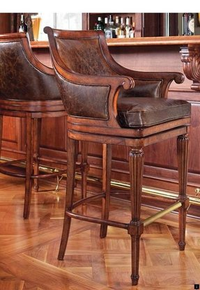 Antique Home Bars For