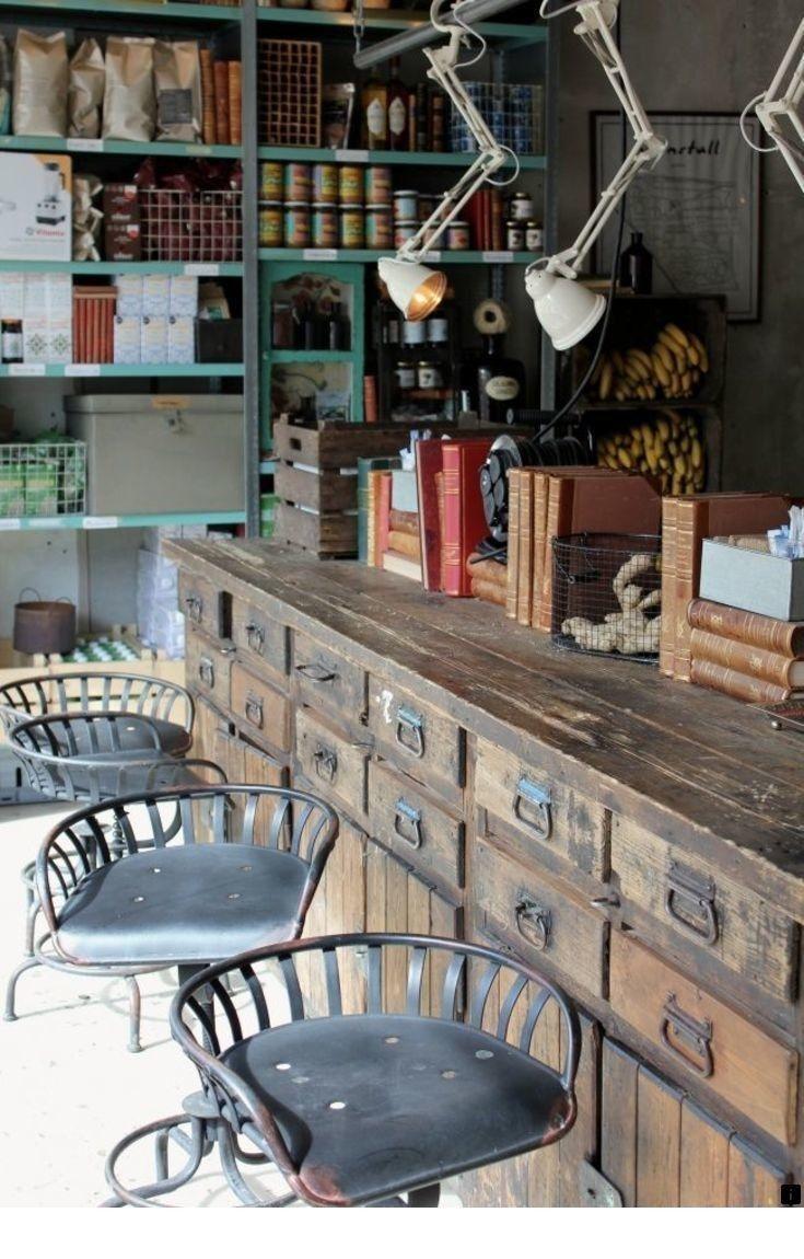 Beau Antique Kitchen Stools