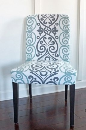 Bar stool seat covers