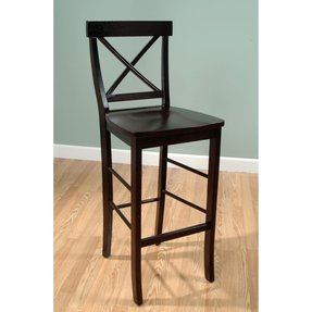 Curved Back Bar Stool Ideas On Foter