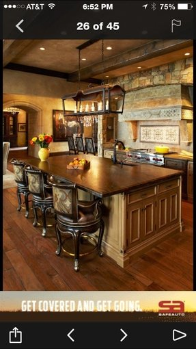 French counter stools