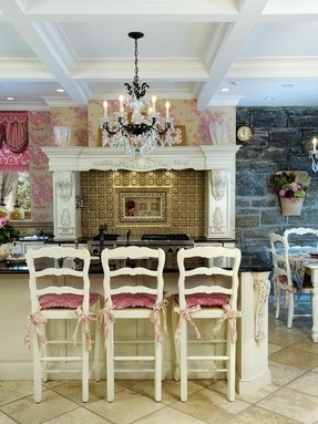 Terrific French Country Barstools Ideas On Foter Machost Co Dining Chair Design Ideas Machostcouk