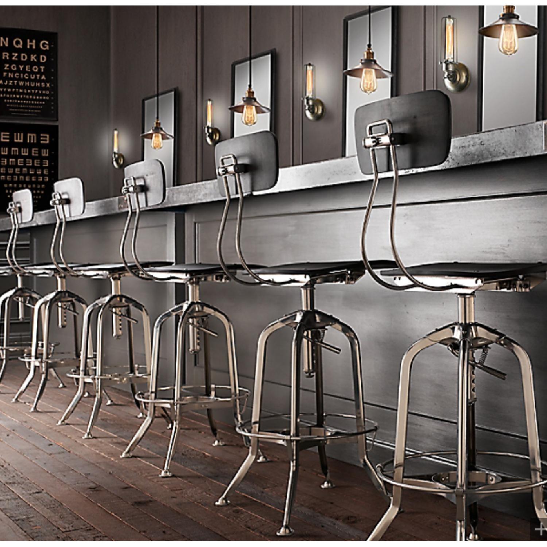 Lovely Funky Bar Stools 1