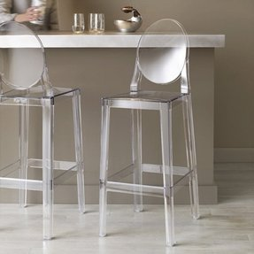 Ghost bar stools 2