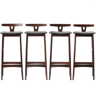 Cool Low Back Bar Stools Ideas On Foter Lamtechconsult Wood Chair Design Ideas Lamtechconsultcom