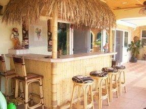 Bamboo Outdoor Bar Stools Foter