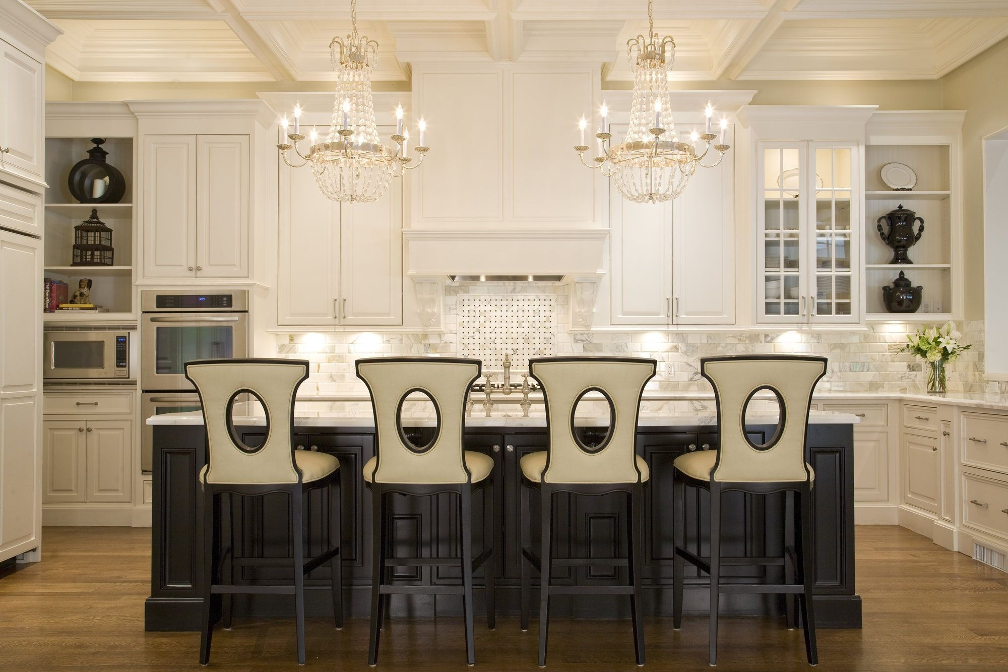 Oval bar stools 1