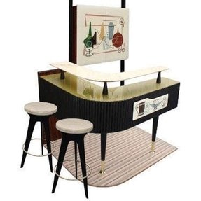 Modern Home Bar Furniture - Foter