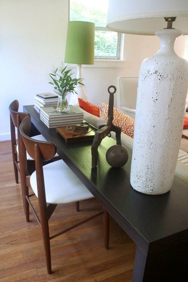 Skinny Wall Table
