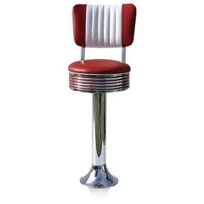 Soda fountain stool 1
