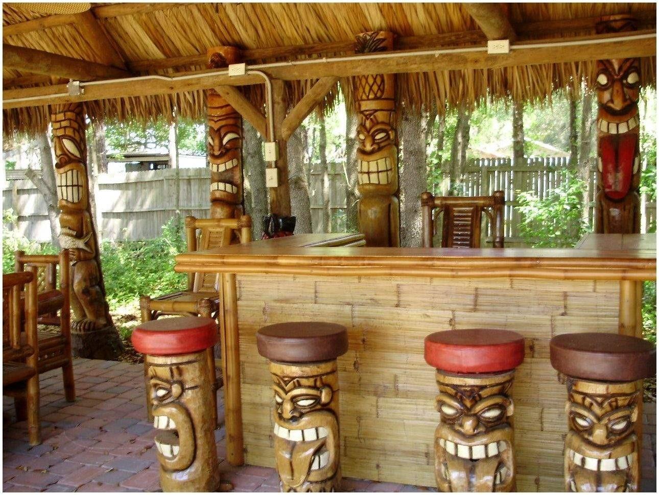 Tropical Bar Stools 1
