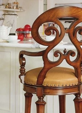 Tuscan bar stools