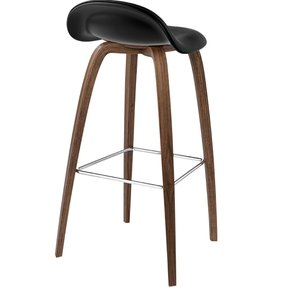 Upholstered bar stools with backs 10