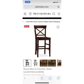 Terrific Rustic Pine Bar Stools Ideas On Foter Machost Co Dining Chair Design Ideas Machostcouk