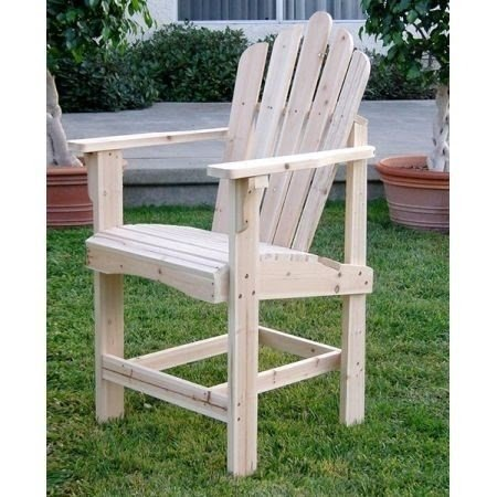 Nice Adirondack Bar Chair Plans Free
