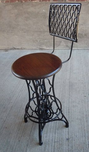 Groovy Metal Antique Bar Stools Ideas On Foter Gamerscity Chair Design For Home Gamerscityorg