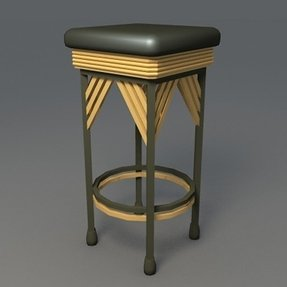 vintage art deco furniture. Art Deco Bar Stools 2 Vintage Furniture