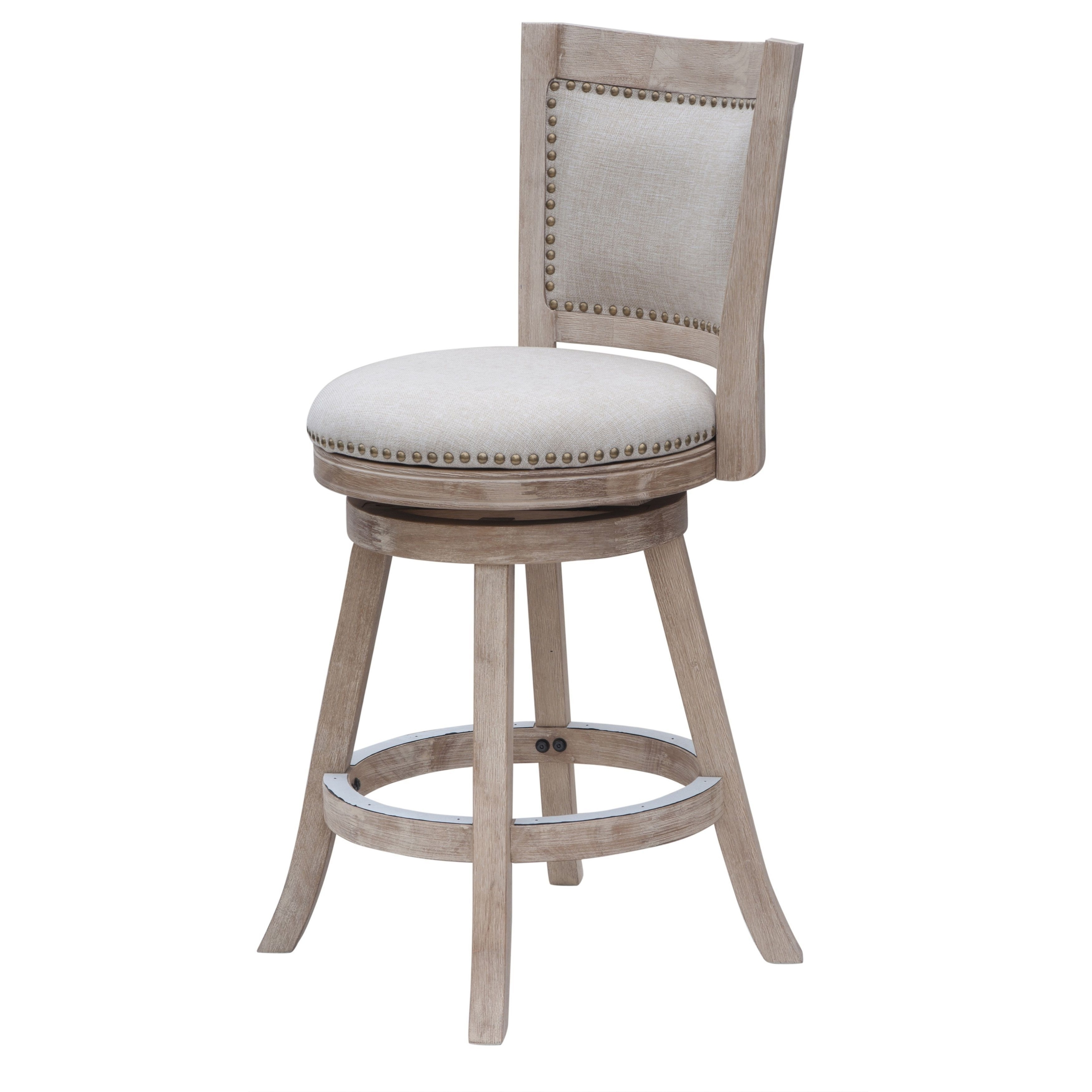 Boraam Industries Inc Melrose 24 Swivel Bar Stool