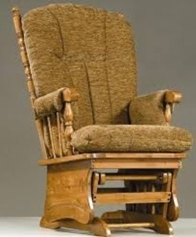 Spindle Back Arm Chair Foter