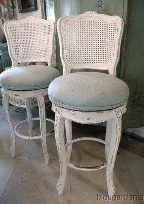 Fine Shabby Chic Barstools Ideas On Foter Machost Co Dining Chair Design Ideas Machostcouk