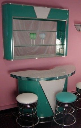 Drinks bar furniture