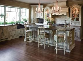 French country counter stools