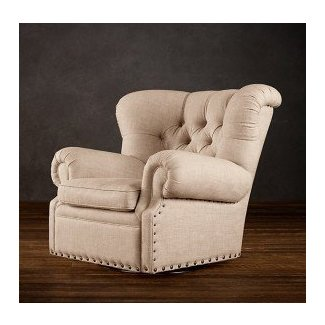 High back swivel chairs