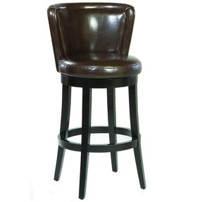 Enjoyable Leather Elegant Bar Stools Ideas On Foter Pabps2019 Chair Design Images Pabps2019Com