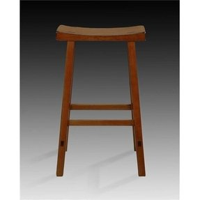Mission Style Bar Stools 1