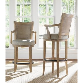 Naples swivel bar stools