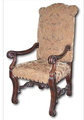 Wood Carved Arm Chairs Ideas On Foter