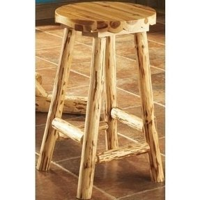 Pine kitchen stools