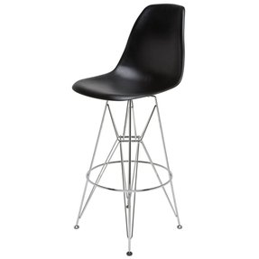 Black Chrome Bar Stools Foter