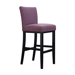 Purple Barstools 1