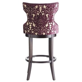 Purple Barstools 36