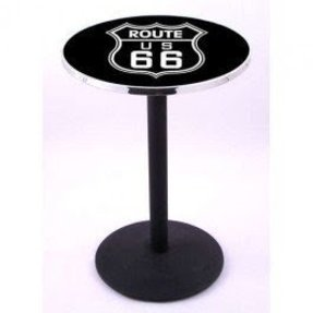 Route 66 bar stool 1