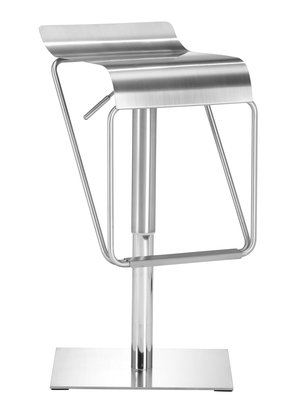 Stainless steel bar chairs