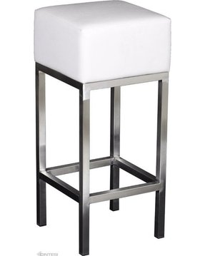 Stainless steel barstools 3