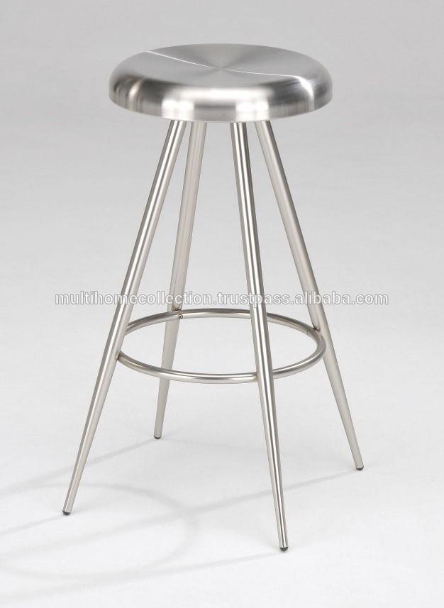 Nice Stainless Steel Barstools 4