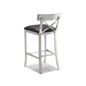 Stainless steel barstools
