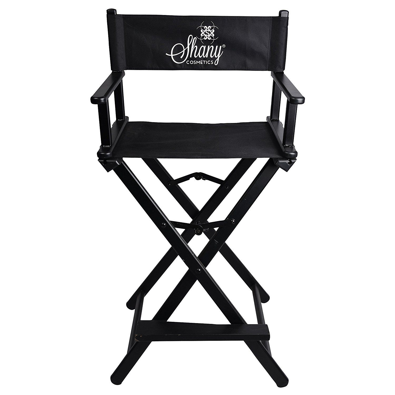 Tall Folding Directors Chair