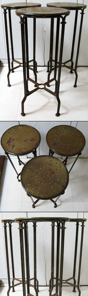 Wrought Iron Counter Height Stool Foter