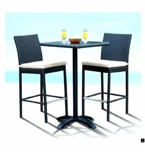 Aluminum Patio Bar Set