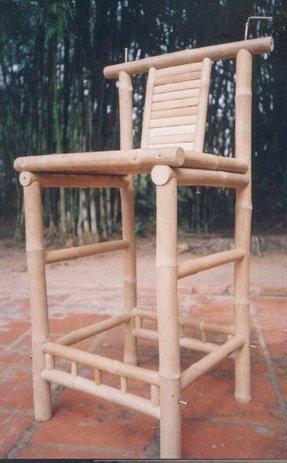 Bamboo Natural Bar Stools Foter