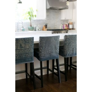 Magnificent Slipcovers For Bar Stools For 2020 Ideas On Foter Lamtechconsult Wood Chair Design Ideas Lamtechconsultcom